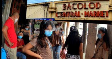 Die Philippinen im Video - Central Market in Bacolod