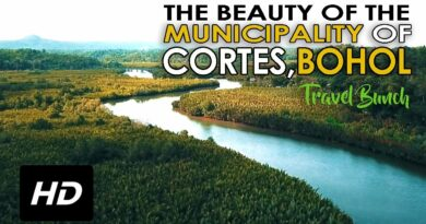 Die Philippinen im Video - Die Schönheit von Cortes