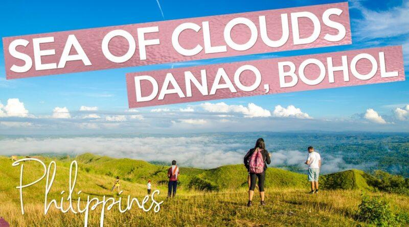 Die Philippinen im Video - Wolkenmeer in Danao