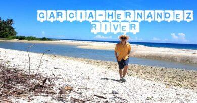 Die Philippinen im Video - Fluss in Garcia-Hernandez