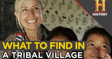 Die Philippinen im Video - Der mysteriöse Stamm der Eskaya auf Bohol