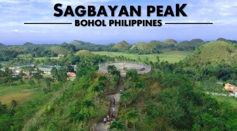 Die Philippinen im Video - Auf dem Sagbayan Gipfel