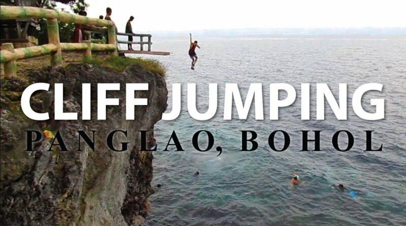 Die Philippinen im Video - Kliffspringen und Schnorcheln in Panglao