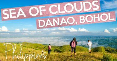 Die Philippinen im Video - Das Wolkenmeer von Danao