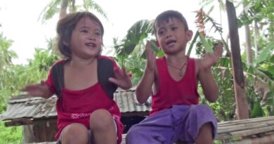 Die Philippinen im Video - Philippinisches Landleben auf Cebu - Teil 41