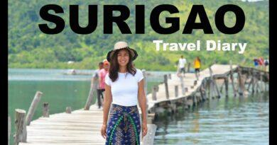 Die Philippinen im Video - Reisetagebuch: Surigao del Sur