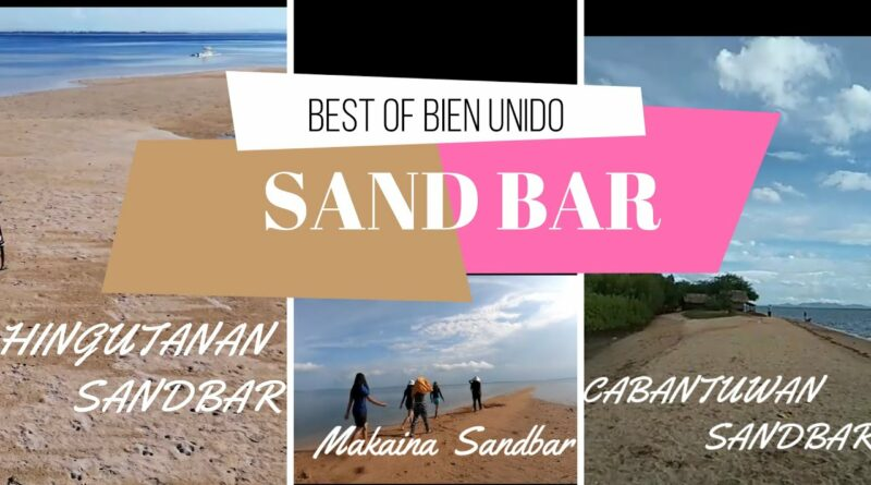 Die Philippinen im Video - Die Sandbank von Bien Unido