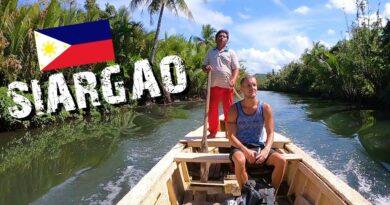 Die Philippinen im Video - Urlaub auf Siargao bei Karl Heinz Mula