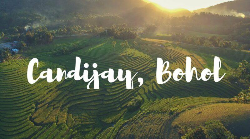 Die Philippinen im Video - Die Cadapdapan Reisterrassen und Can-Umantad Wasserfälle