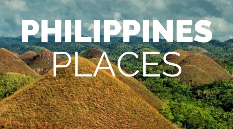 Die Philippinen im Video - Die zehn besten Reiseziele in den Philippinen