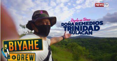 Die Philippinen im Video - Biyahe ni Drew geht auf Entdeckungen in Dona Remedios Trinidad