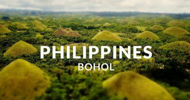 Die Philippinen im Video - Bohol - Das Juwel der Philippinen