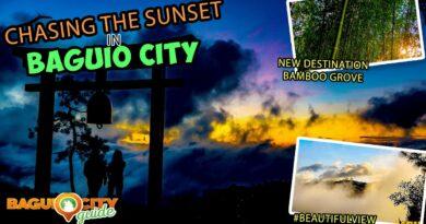 Die Philippinen im Video - Jagd auf den Sonnenuntergang in Baguio