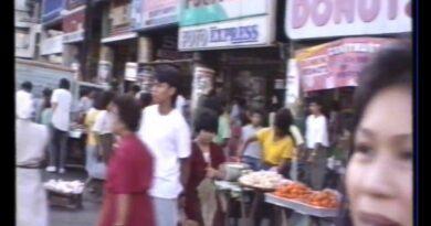 Die Philippinen im Video - Einkaufen in den 1980er Jahren in Manila
