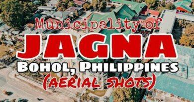 Die Philippinen im Video - Jagna Luftaufnahmen