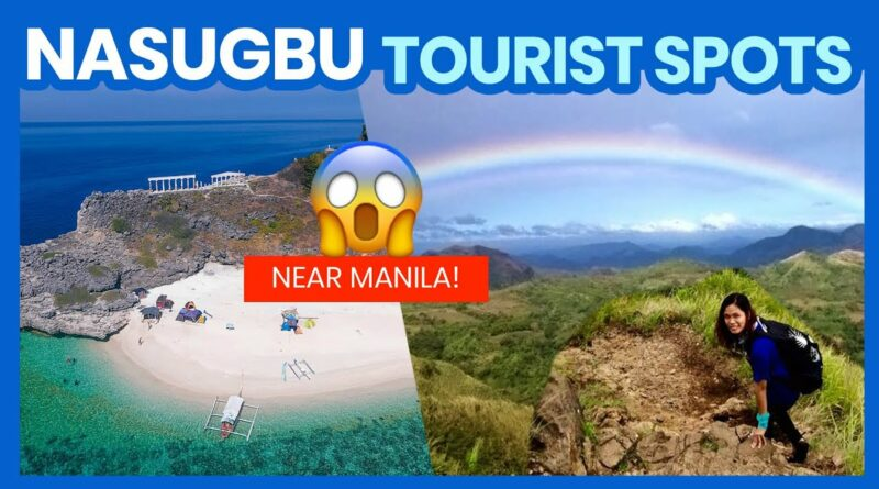 Die Philippinen im Video - Top 12 Nasugbo Touristenspots
