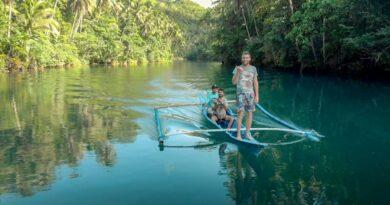 Die Philippinen im Video - Erkundung des Loboc Flusses