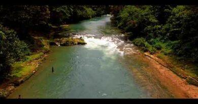 Die Philippinen im Video - Der Tinkawob Fluß und die Reisterrassen von Sevialla auf Bohol