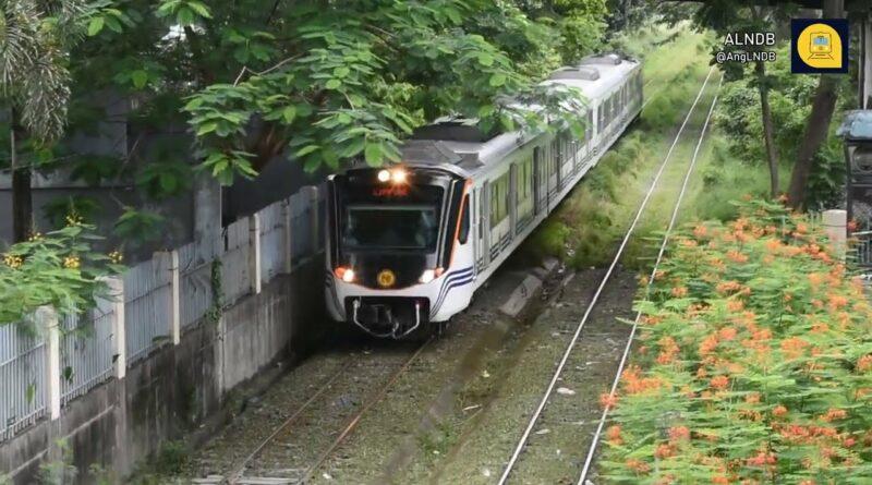 Die Philippinen im Video - Zusammenfassung von Zugbeobachtungen in Metro Manila