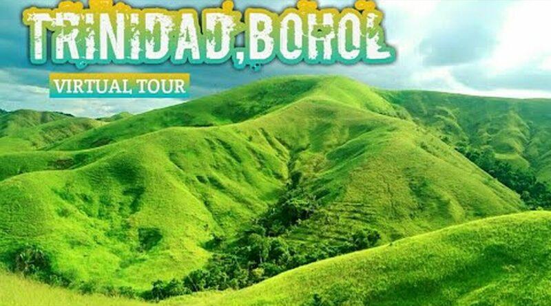 Die Philippinen im Video - Bohol sehen - Wow Trinidad!
