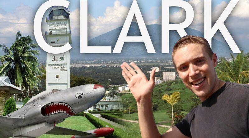 Die Philippinen im Video - Clark - verlorene Schätze im Pazifik