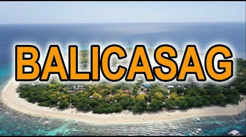 Die Philippinen im Video - Die Insel Balicasag