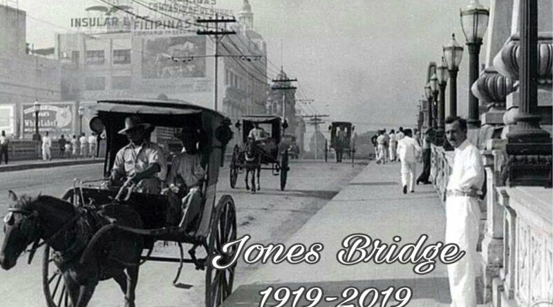 Die Philippinen im Video - 100 Jahre Jones Bridge damals und heute
