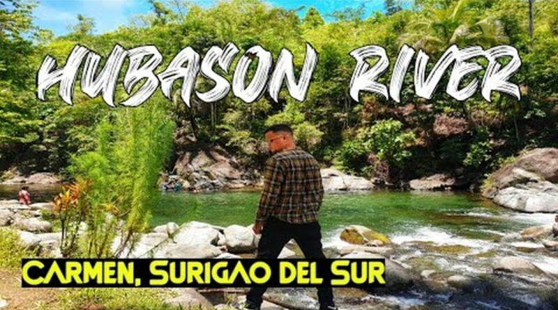 Die Philippinen im Video - Am Hubason Fluß in Carmen