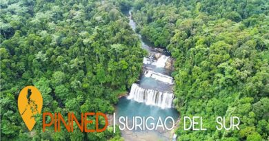 Die Philippinen im Video - ANGEHEFTET: Surigao del Sur