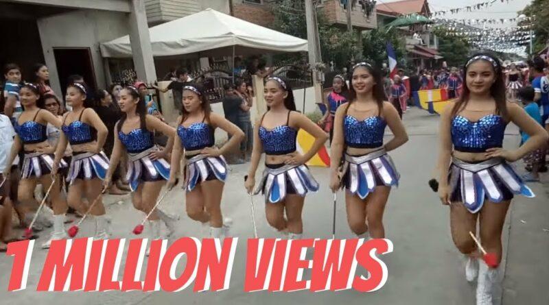 Die Philippinen im Video - Funkenmariechen auf philippinisch