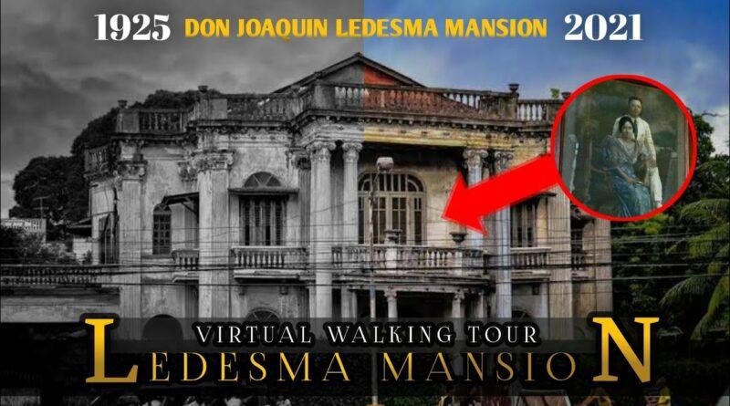 Die Philippinen im Video - Ein Blick in die Vergangenheit des Ledesma Herrenhauses