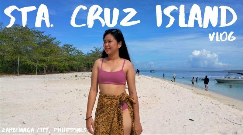 Die Philippinen im Video - Die Insel Great Sta. Cruz von Zamboanga