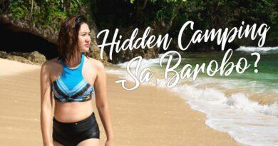 Die Philippinen im Video - Versteckter Zeltplatz in Barobo