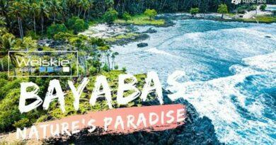 Die Philippinen im Video - Das schöne Bayabas in Surigao del Sur