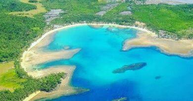 Die Philippinen im Video - Cagwait - Der Strand