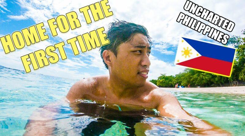Die Philippinen im Video - Zuhause ist auf den Philippinen - Zamboanga unentdecktes Paradies