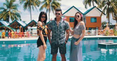 Die Philippinen im Video - Bigtime Beach Resort in Lianga