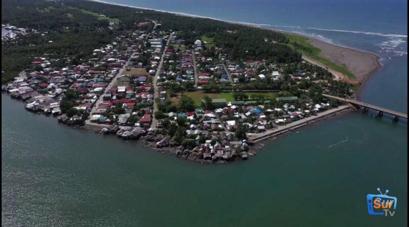 Die Philippinen im Video - Überflug über die Tago-Lapaz Brücke