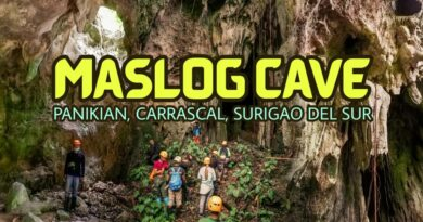 Die Philippinen im Video - Die Maslog Höhle in Carrascal