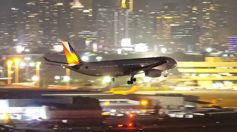 Die Philippinen im Video - 10 wunderschöne Nachtlungen am MNL Flughafen