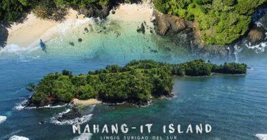 Die Philippinen im Video - Mahang-it Insel in Lingig