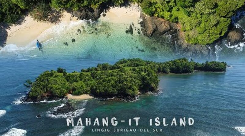 Die Philippinen im Video - Mahang-it Insel in Lingig