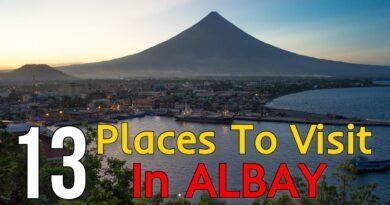 Die Philippinen im Video - Touristenziele in Albay