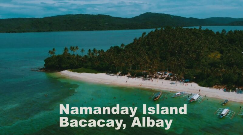 Die Philippinen im Video - Mamanday Island in Bacacay