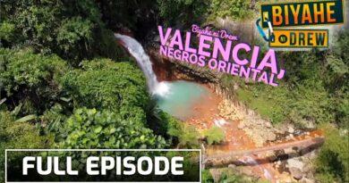 Die Philippinen im Video - BIYAHE NI DREW: Virtuelle Reise nach Valencia in der Provinz Negros Oriental