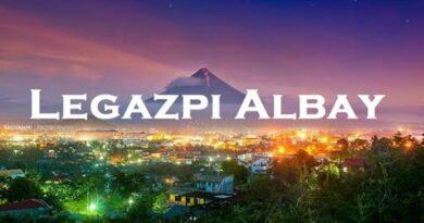 Die Philippinen im Video - Die Schönheiten der Stadt Legazpi