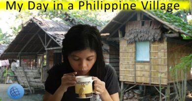 Die Philippinen im Video - Das echte Dorfleben in Mindanao