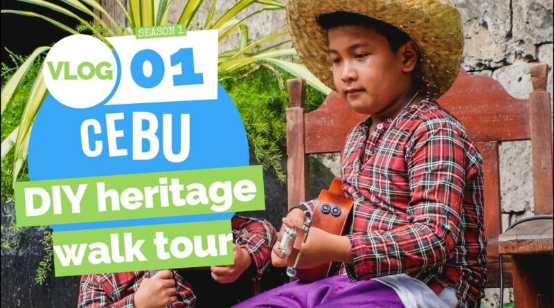 Die Philippinen im Video - Kulturerbestätten der Stadt Cebu
