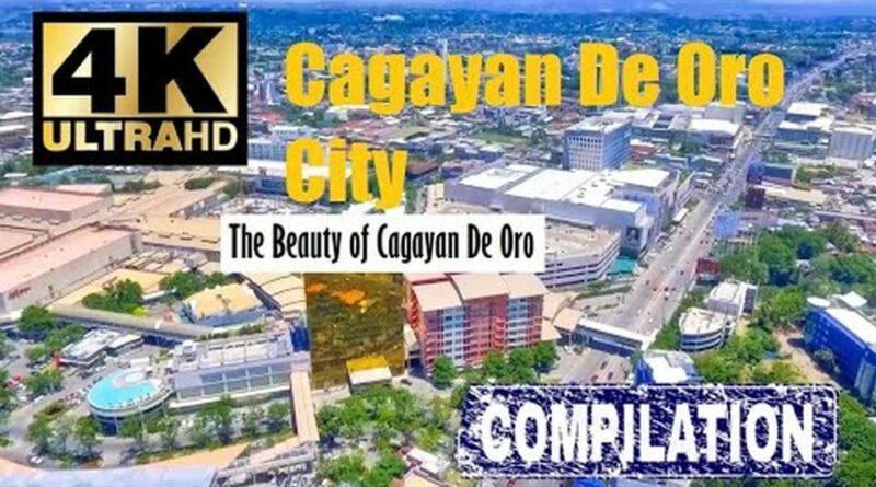 Die Philippinen im Video - Cagayan de Oro von oben gesehen