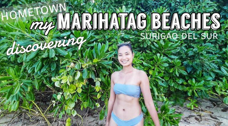 Die Philippinen im Video - Shanne entdeckt die Strände von Marihatag